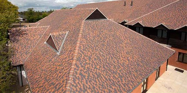 MARLEY Roofing Tile Acme Single Camber