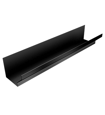 APR Guttering Legion Pressed Aluminium Box Gutters Simple Ogee