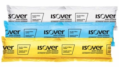 Isover ULTIMATE Cavity Barrier 1.2M x100 x80mm Insulation