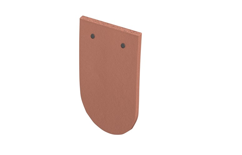 MARLEY TILES Clay Bullnose Feature Tile