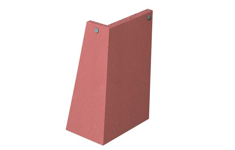 MARLEY TILES Clay External Vertical Angle Tile