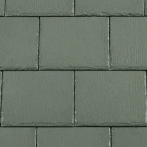 REDLAND Cambrian Slate, 29 Langdale Green, Smooth Finish, Slate