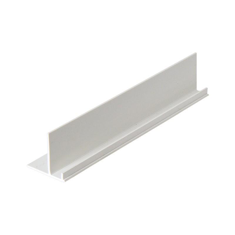 FLOPLAST Starter Trim - Various Woodgrain Foil Colours/White