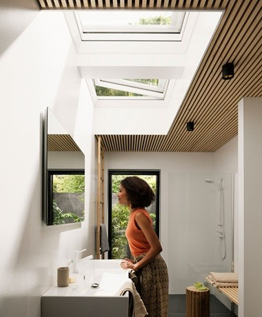 VELUX Curved Glass Rooflight