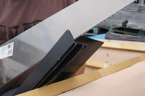 Roof Membranes and Underlay - EASY VERGE