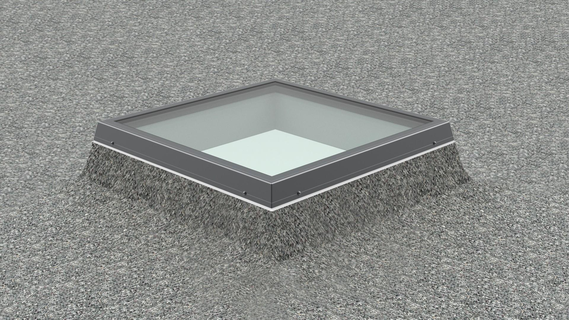 KEYLITE - Flat Glass Rooflight
