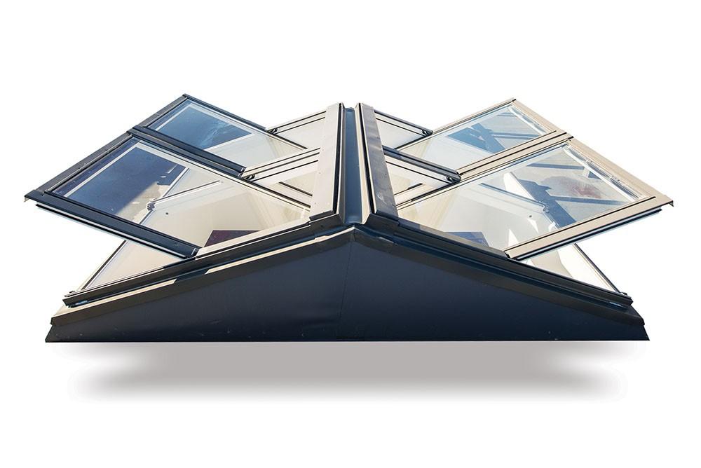 KEYLITE - Flat Roof Apex System