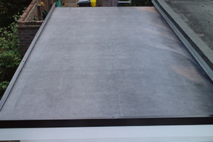 Flat Roofing Single-Ply