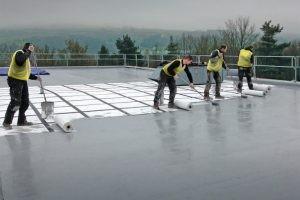 Flat Roofing - Liquid Waterproofing