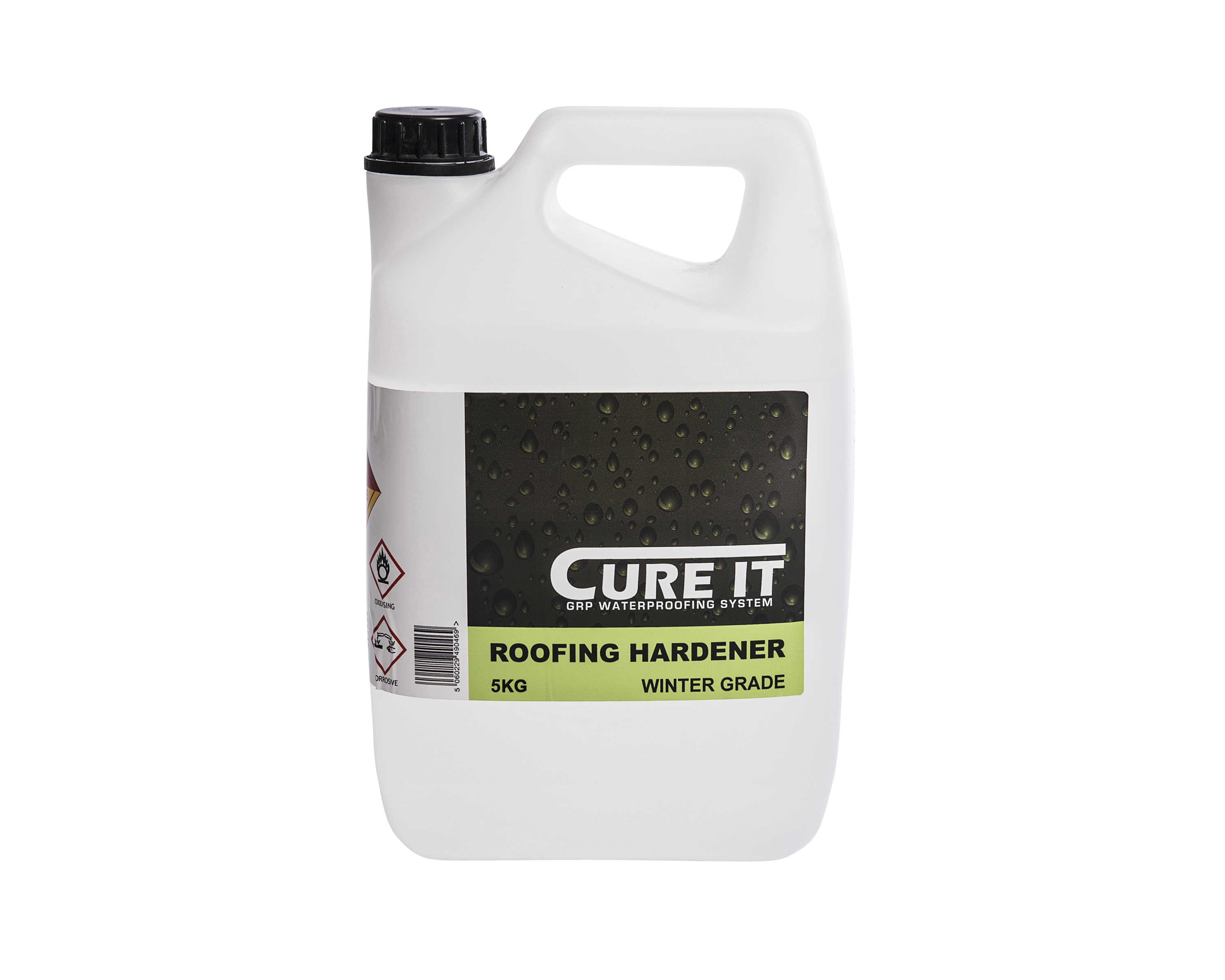 Cure It GRP Hardener Winter Grade 5Kg   CITCATCUREW5