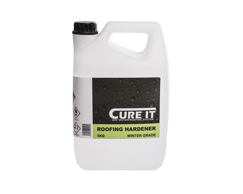 Cure It GRP Hardener Winter Grade 5Kg