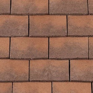 REDLAND ROOFING TILE Heathland, 20 Manor House Mix (Granular), Sanded / Granular, Concrete