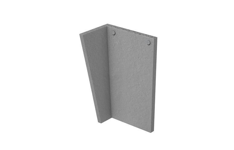 MARLEY TILES Concrete Plain Internal Angles