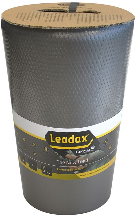 Cromar - Leadax 200mm x 6m Grey [Lead Alternatives]  CROKLD200
