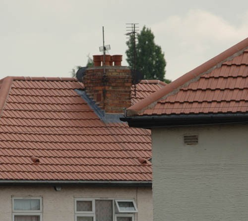 MARLEY Ludlow Major Roofing Tile
