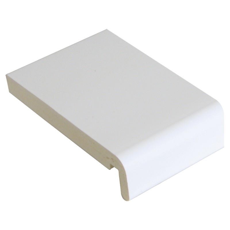 FLOPLAST Mammoth Board 18mm - Single leg - 225mm - Various Woodgrain Foil Colours/White