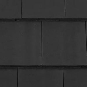 REDLAND Mini Stonewold, 63 Black (Coated), Smooth Finish, Concrete