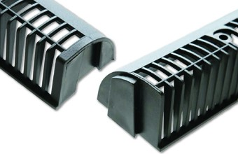 SLIDE & LOCK OVER FASCIA VENT 10mm  ETRSLOCK10