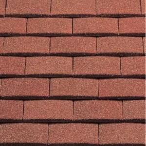 REDLAND Plain Tile Ornamental, 03 Antique Red (Granular), Sanded / Granular, Concrete