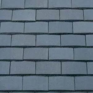 REDLAND Plain Tile Ornamental, 30 Slate Grey, Smooth Finish, Concrete