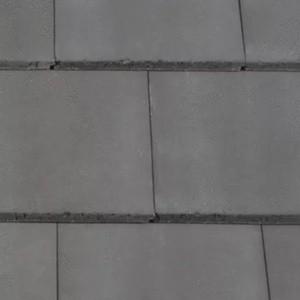 REDLAND Richmond 10 Slate, 30 Slate Grey, Smooth Finish, Concrete