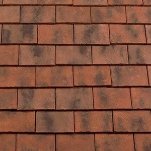 REDLAND ROOFING TILE Rosemary Clay Craftsman, 85 Albury (Sanded), Sanded / Granular, Clay