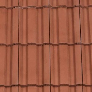 REDLAND ROOFING TILE REDLAND ROOFING TILE 49, 34 Terracotta, Smooth Finish, Concrete