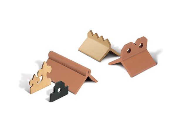 Roll Top, Slotted Roll Top & Crested Ridge Tiles