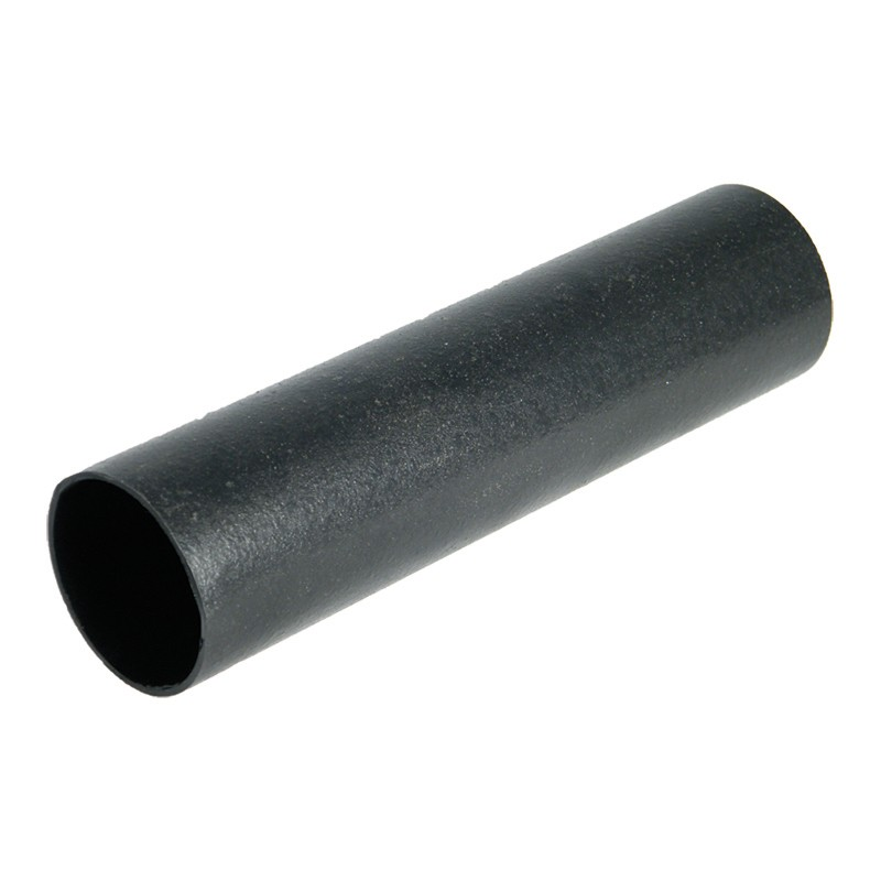 FLOPLAST Guttering 68mm Round Cast Iron Style - Pipes