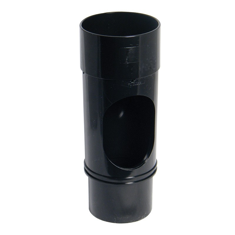FLOPLAST Guttering 68mm Round - Access Pipes
