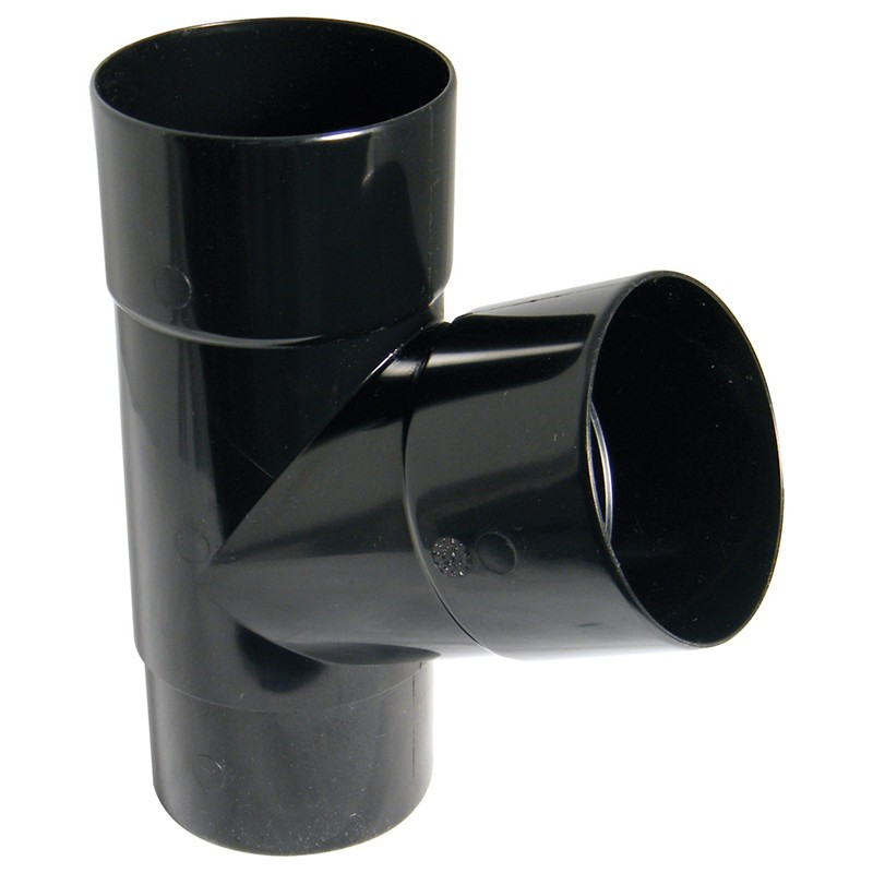FLOPLAST Guttering 80mm Round - Pipe Clips