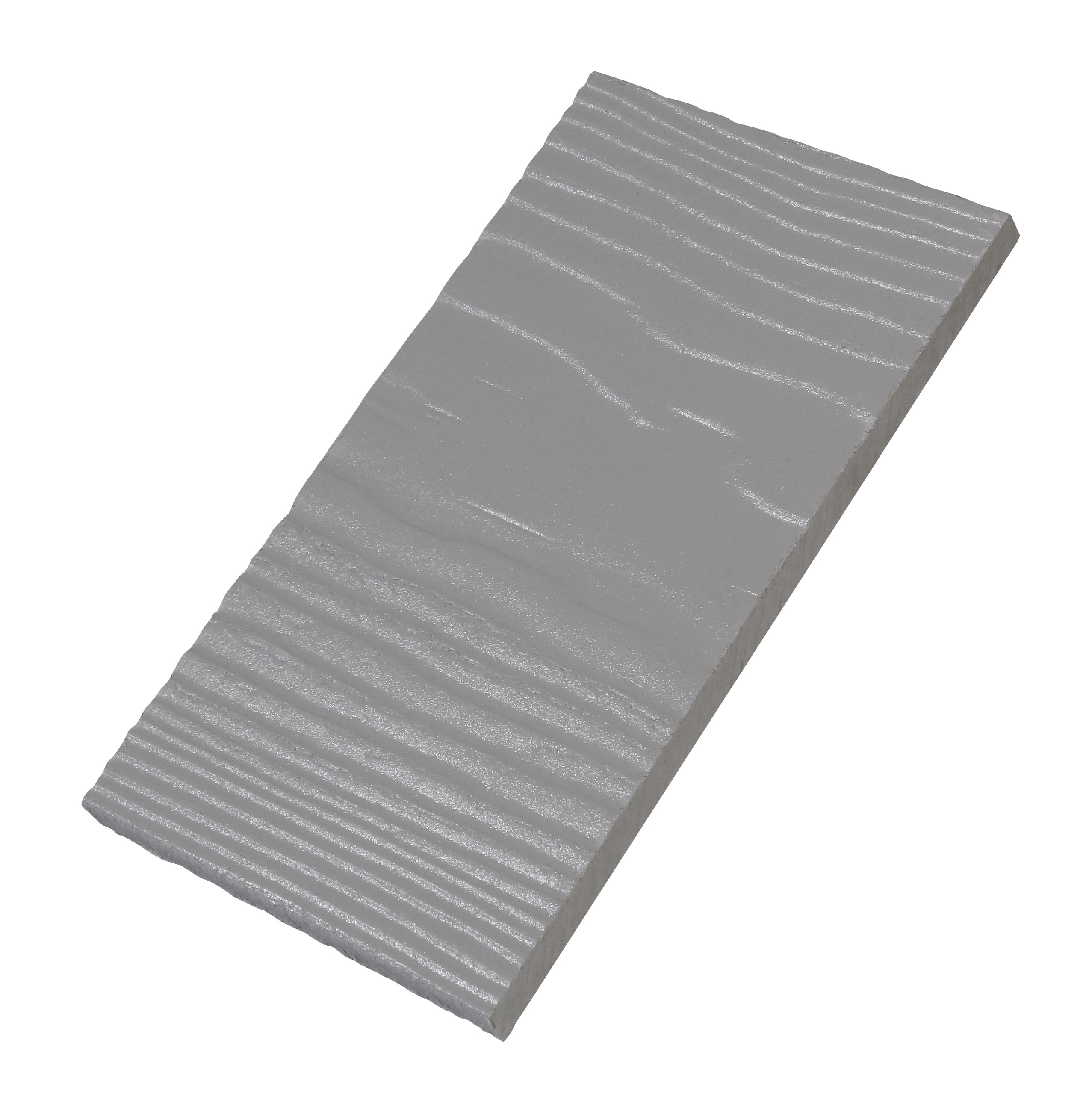 Cedral Click Weatherboard Cladding - Silver Grey