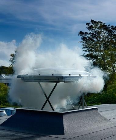 VELUX Smoke Vent Dome