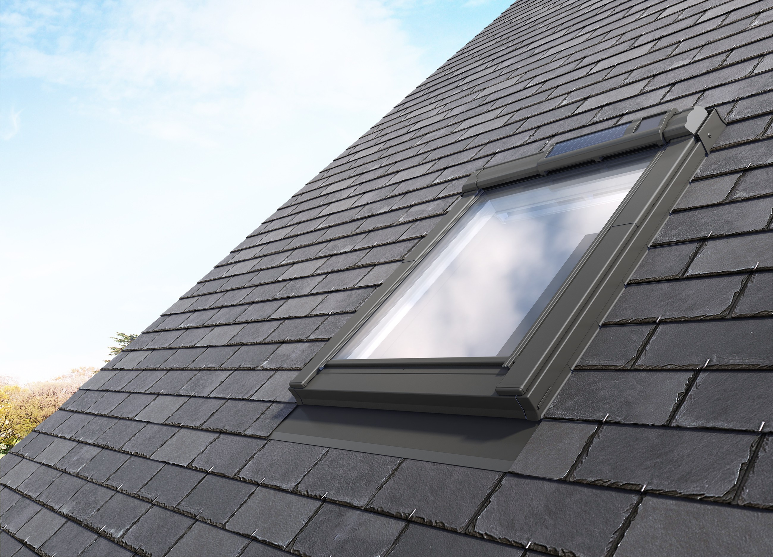 KEYLITE - Solar Roof Lights