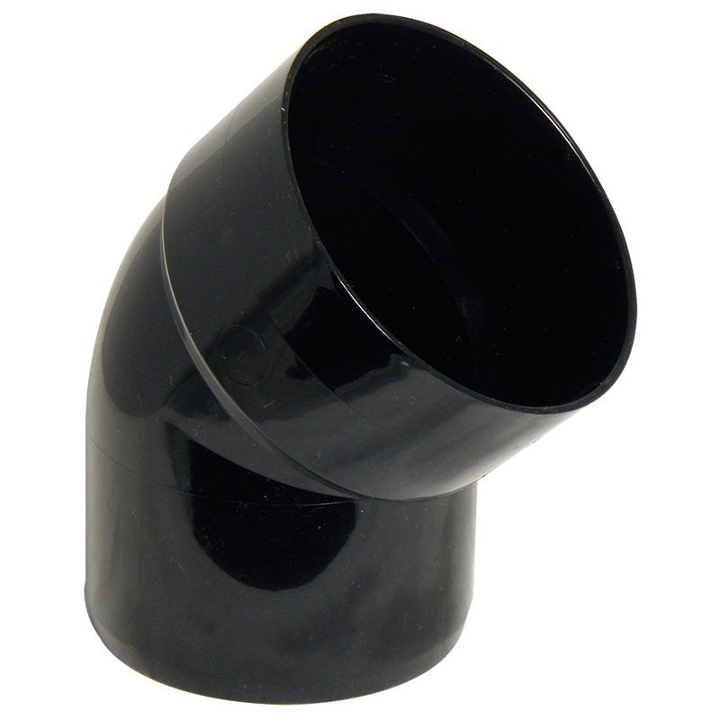 FLOPLAST Guttering 110mm Round - Offset Bends