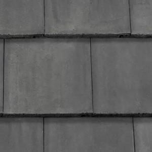 REDLAND Stonewold II, 30 Slate Grey, Smooth Finish, Concrete
