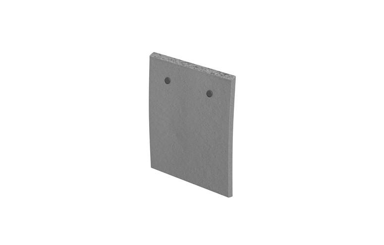 MARLEY TILES Concrete Plain Eaves Top Tile