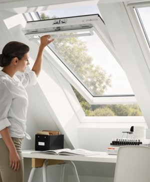 VELUX Centre Pivot Roof Windows