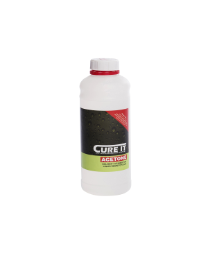 Cure It GRP Acetone 1Ltr
