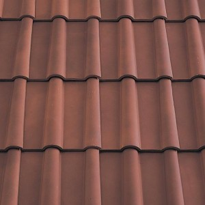 SANDTOFT ROOFING TILES Bridgwater Double Roman