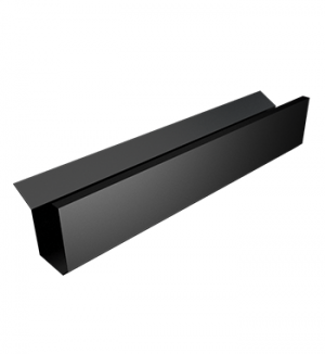 APR Guttering Legion Pressed Aluminium Box Gutter with APR Gutteringon