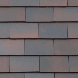 REDLAND ROOFING TILE Rosemary Clay Classic, 87 Blue Brindle, Smooth Finish, Clay