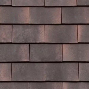 REDLAND ROOFING TILE Rosemary Clay Classic, 95 Dark Antique, Sanded / Granular, Clay