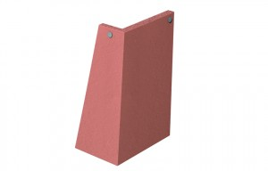 MARLEY TILES Clay External Vertical Angle Tile
