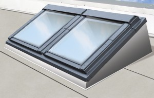 KEYLITE - Combi Flat Roof System