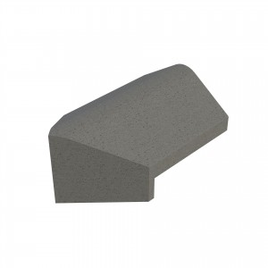 SANDTOFT TILES - Concrete Legged Angle Hip Starter Ridge