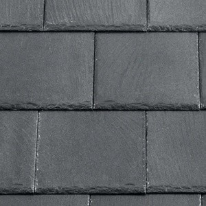 REDLAND Cambrian Slate, 31 Slate Grey (Pre-Weathered), Smooth Finish, Slate