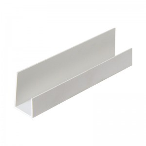 FLOPLAST Universal Channel - Various Woodgrain Foil Colours/White