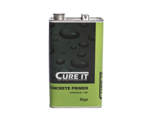 Cure It GRP Concrete Primer 5Ltr   CITCONPRIME5L