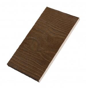 Cedral Lap Weatherboard Cladding - Dark Oak